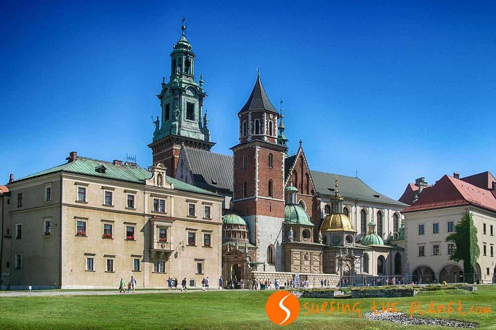 Castillo de Wavel, Cracovia, Polonia