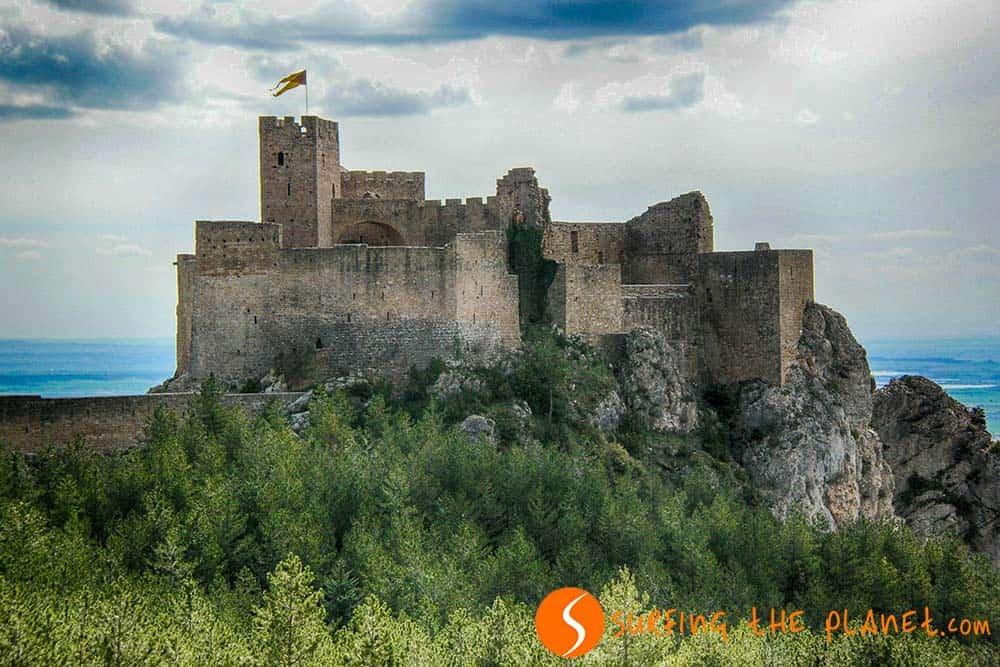Castillo de Loarre, Aragón, España
