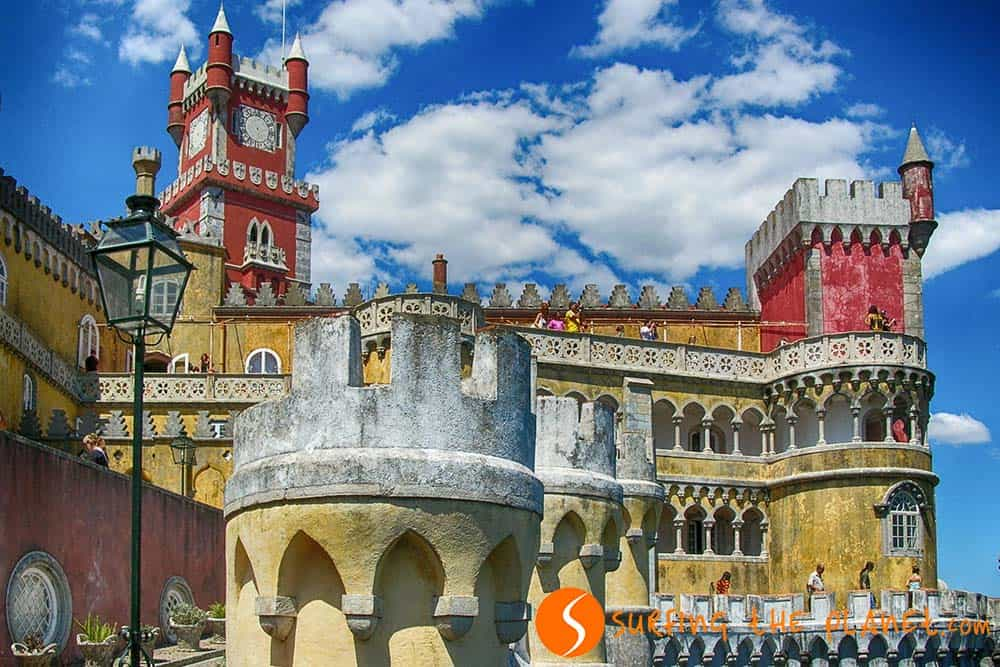 Castillos en Euopa - Sintra- Portugal
