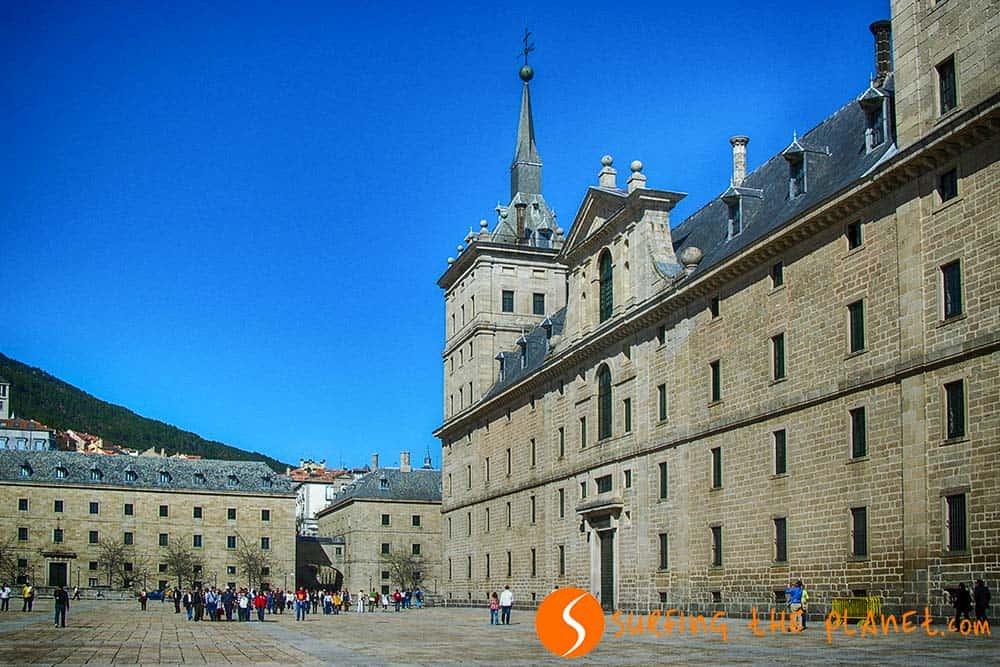 Castillos en Euopa - Escorial - España