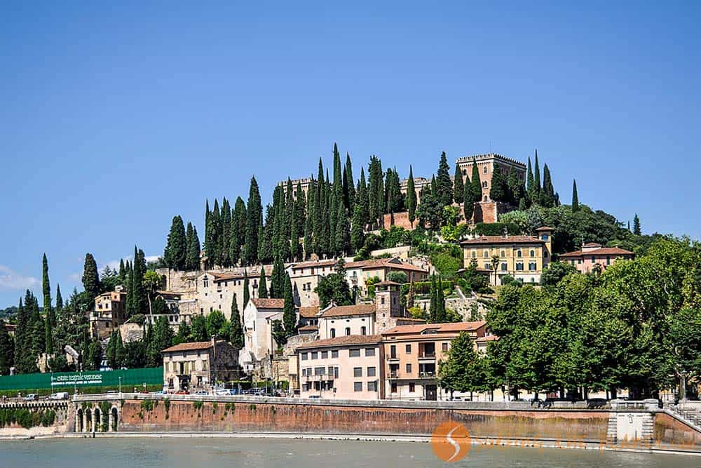 Castel San Pietro a Verona