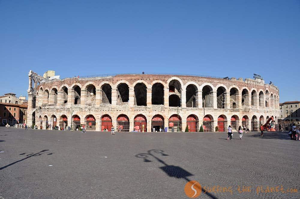 Cosa Visitare a verona. Arena di Verona
