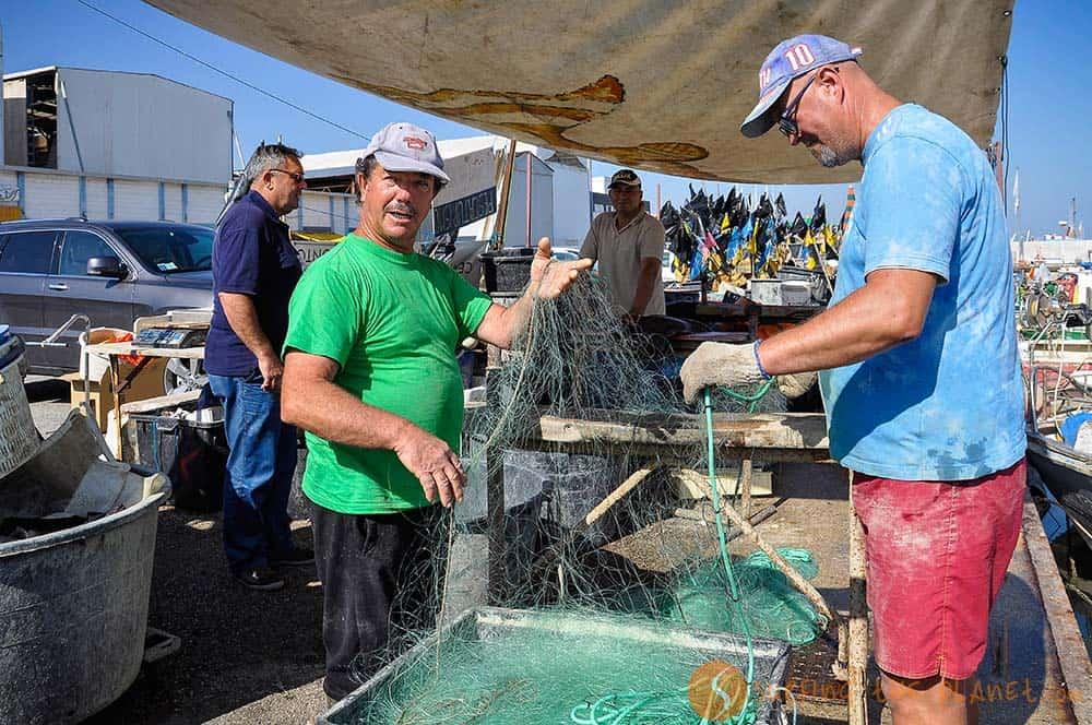 San Benedetto del Tronto - fisherman