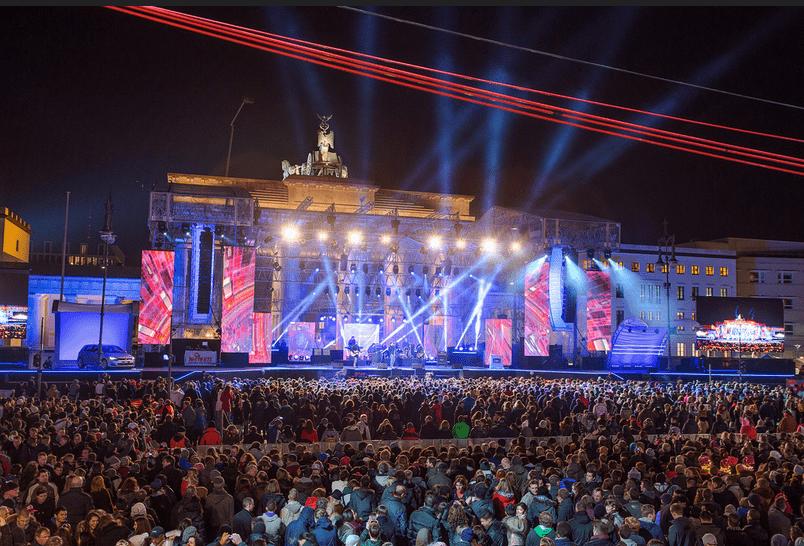 5 lugares donde pasar año nuevo Berlín