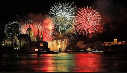 5 lugares donde pasar año nuevo Budapest