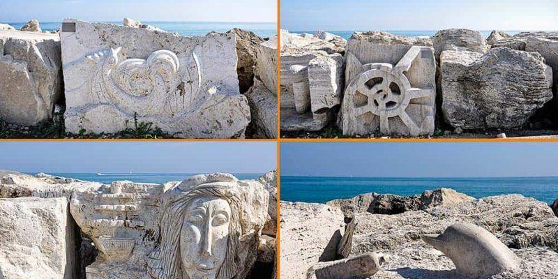Museo d'arte sul mare a san Benedetto del Tronto