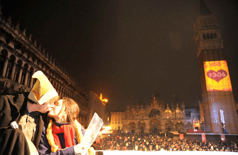 5 lugares donde pasar año nuevo Venecia