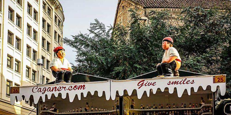 Tradiciones Navideñas en Cataluña - Caganers