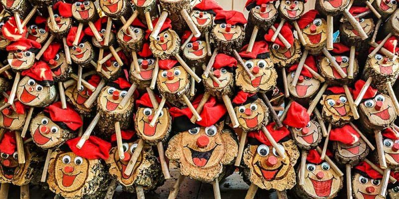 Tradiciones Navideñas en Cataluña - Caga Tió
