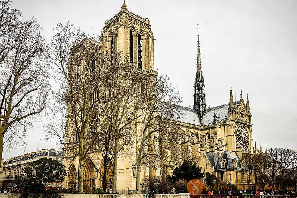 Que ver en Paris - Notre Dame