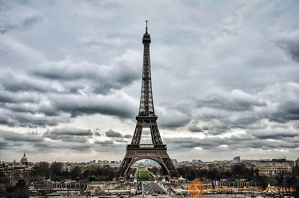 Que ver en Paris - Torre Eiffel