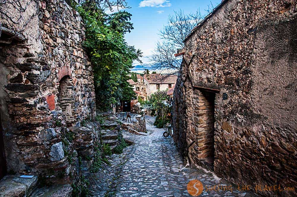 Castelnou -que ver en Perpignan y alrededores