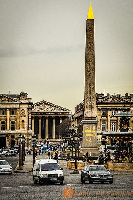 Place de la Concorde Paris