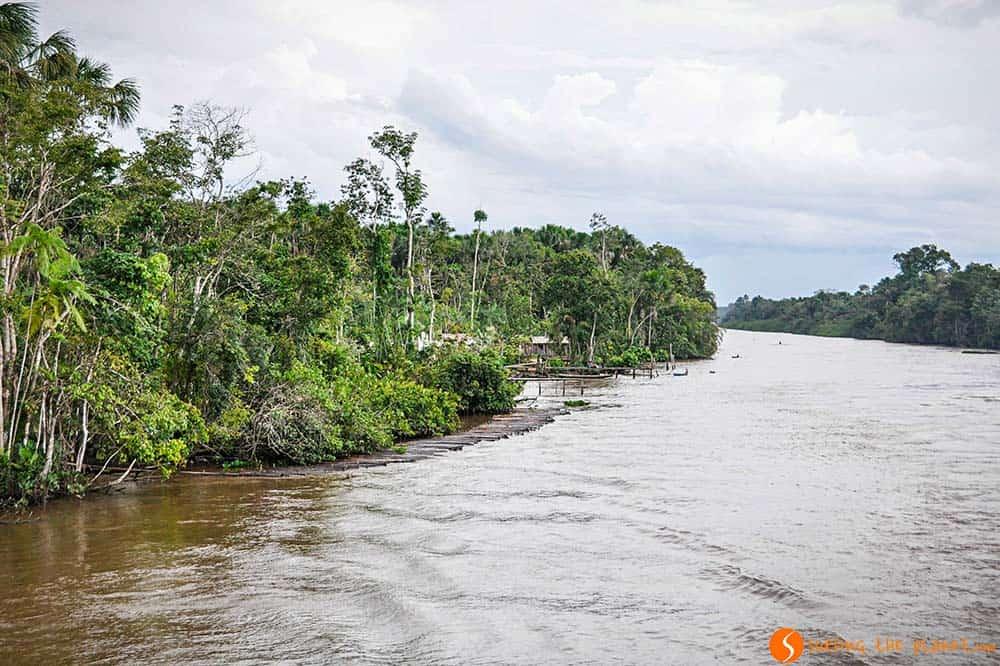 El río poderoso de Amazonas - El viaje al Amazonas