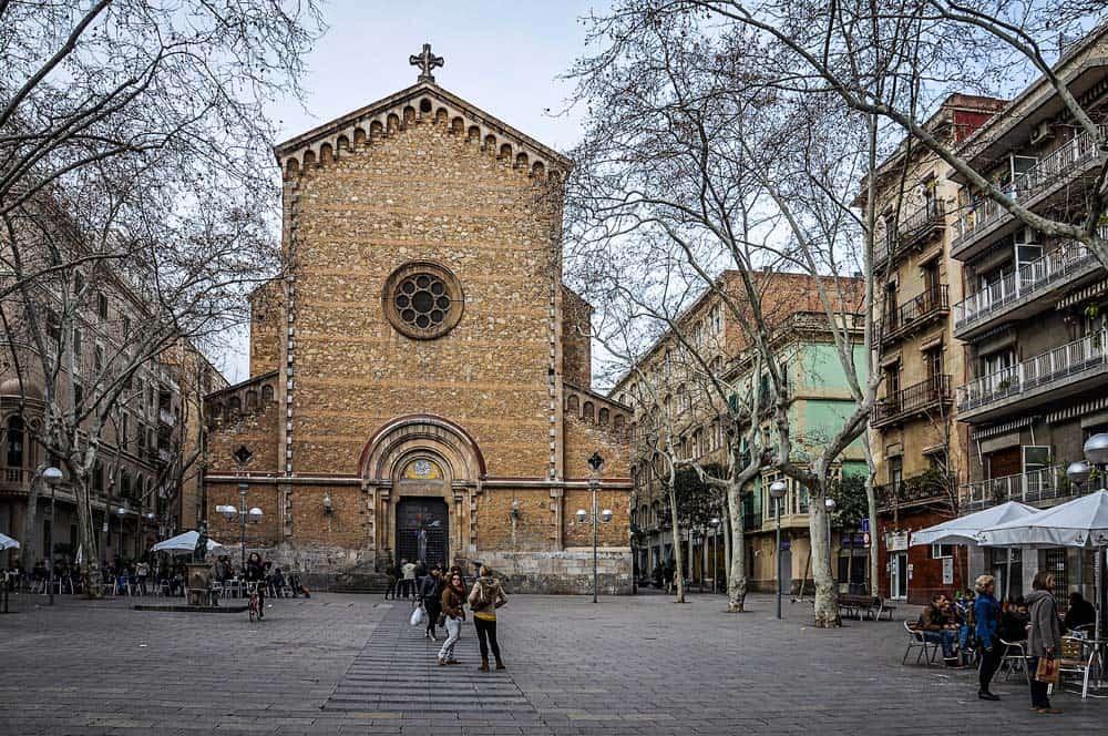 Plaça de la Virreina - 10 secretos de Barcelona