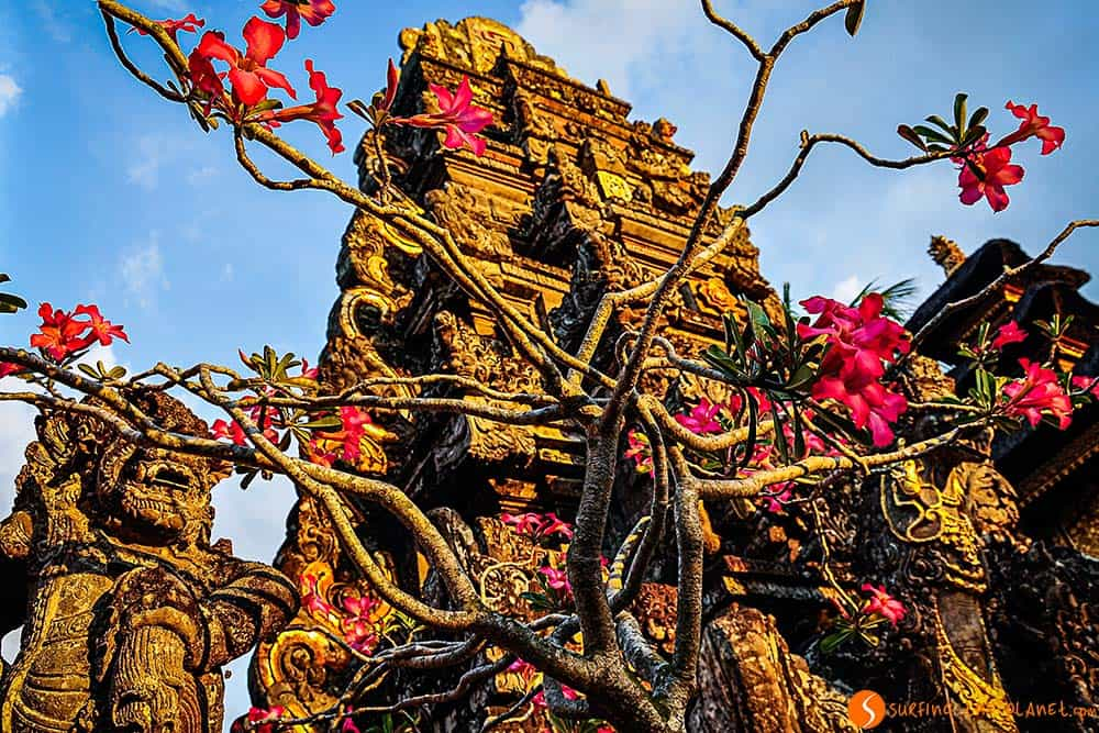 Templo de Pura Saraswati, Ubud, Bali | Que ver Indonesia 3 semanas