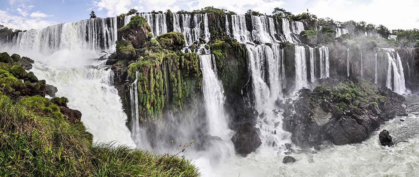 Cosa vedere a Iguazù - Cascate di Iguazù
