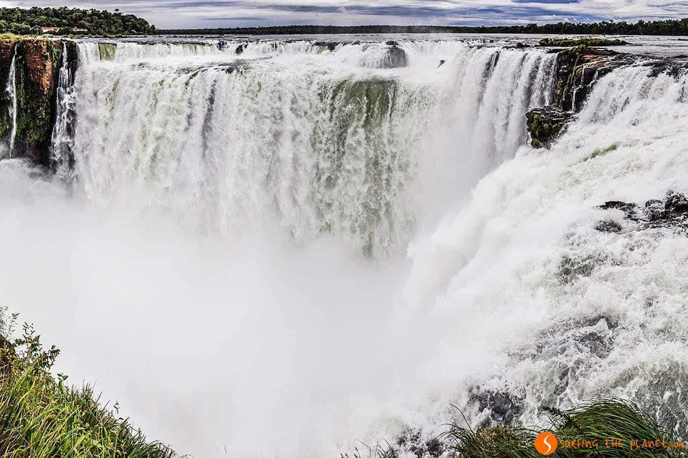 Garganta del Diablo - Qué ver en Iguazú Argentina