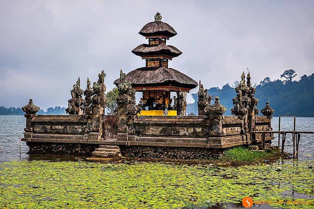 Pura Ulun Danu Bratan - Templos de Bali