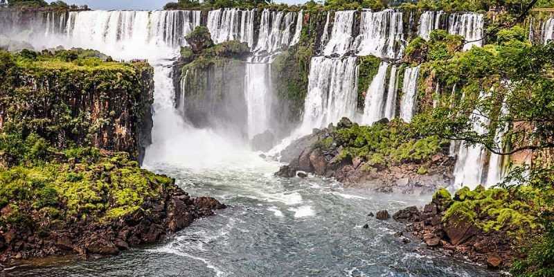What to see in Iguazu Falls - San Martin Island