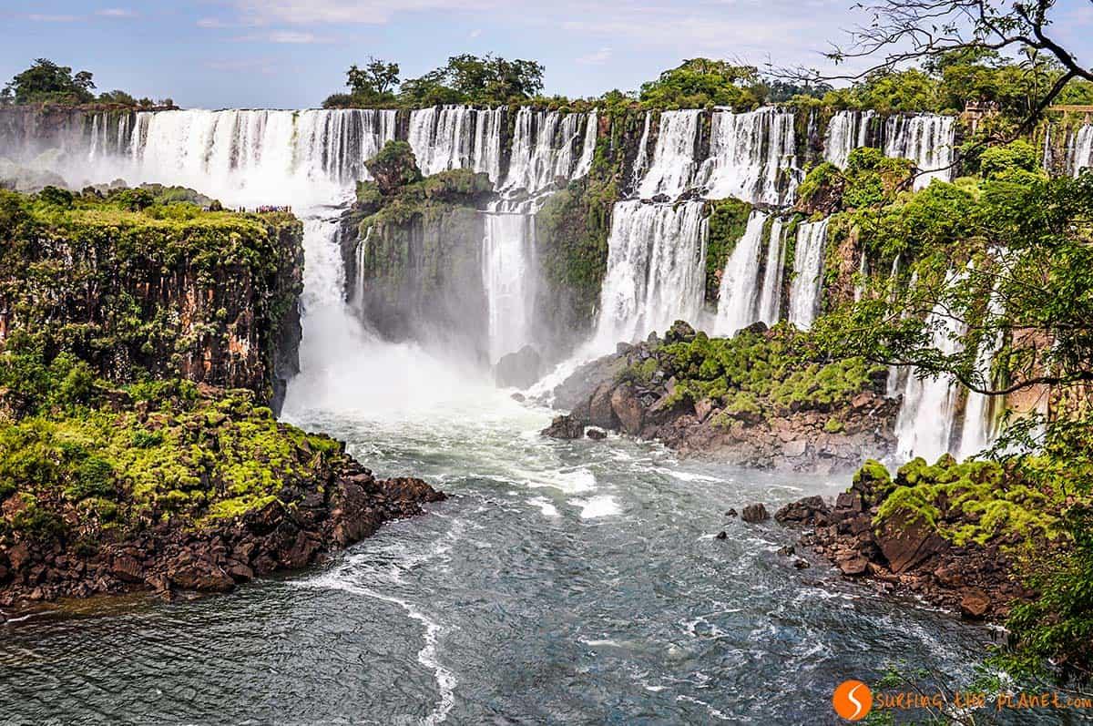 What to see in Iguazu Falls - San Martin Island
