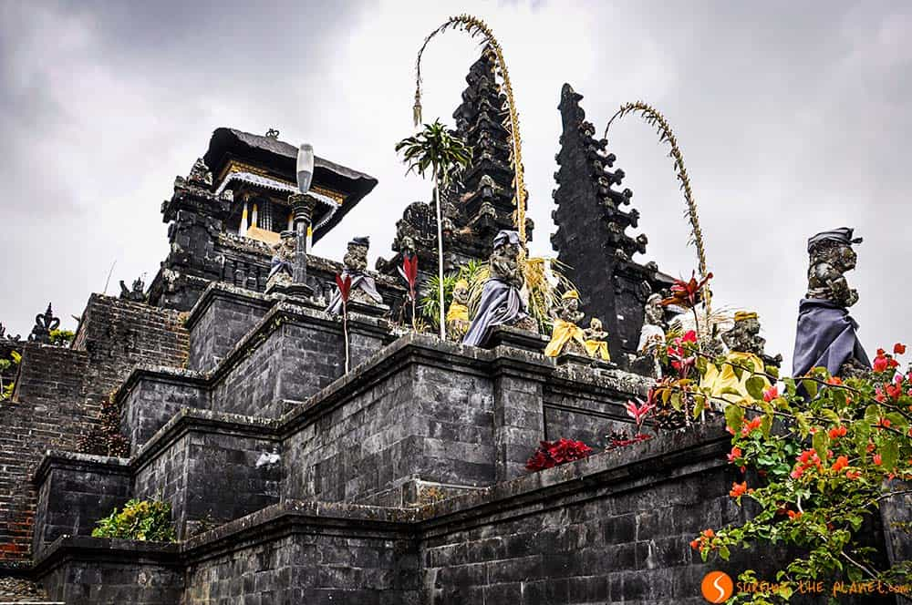 Templos de Bali - Pura Besakih
