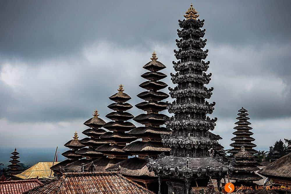 Bali Templos - El templo principal Pura Besakih