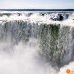 Las cataratas del Iguazú – el lado argentino