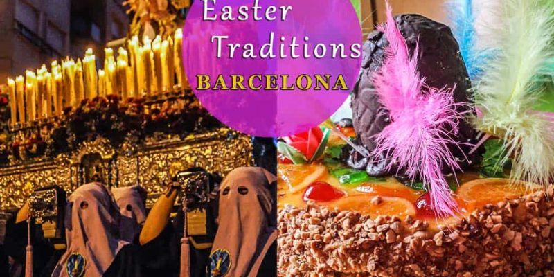 Where to go for Easter - Holy Week in Barcelona