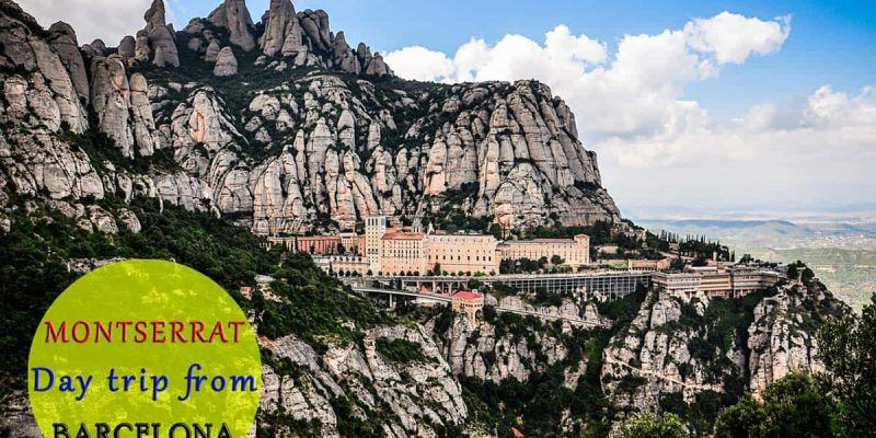 The Montserrat Monastery - What to see in Barcelona
