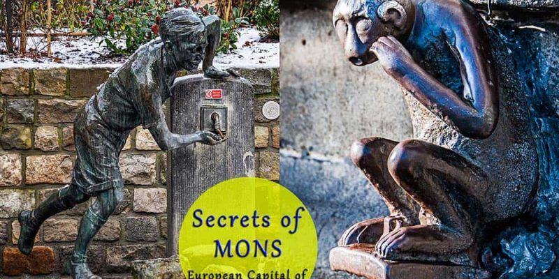 The secrets of Mons - The monkey and the naughty boy