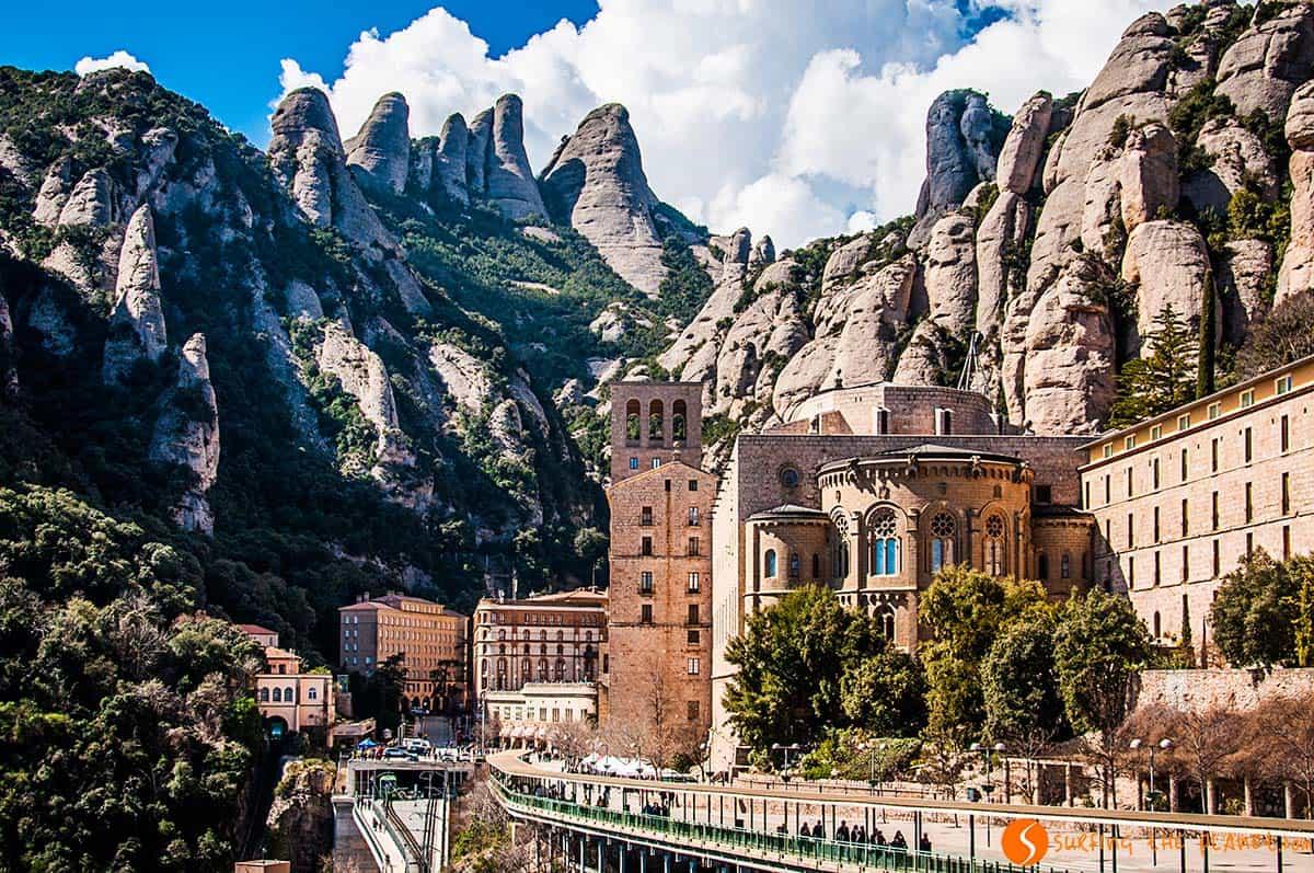 Monastero di montserrat fantastica escursione da barcellona for Spagna barcellona