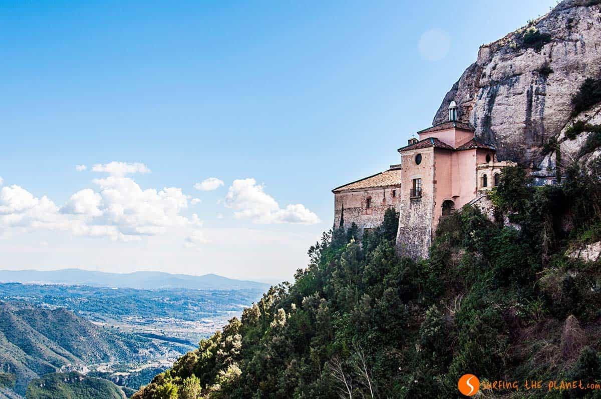 Santa Cova Montserrat | Cosa vedere a Barcellona