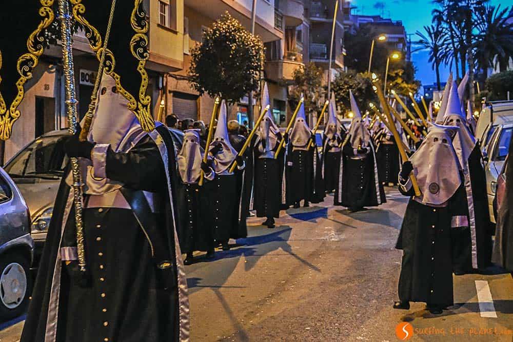 Procesión Viernes Santo Barcelona - Semana Santa en Barcelona