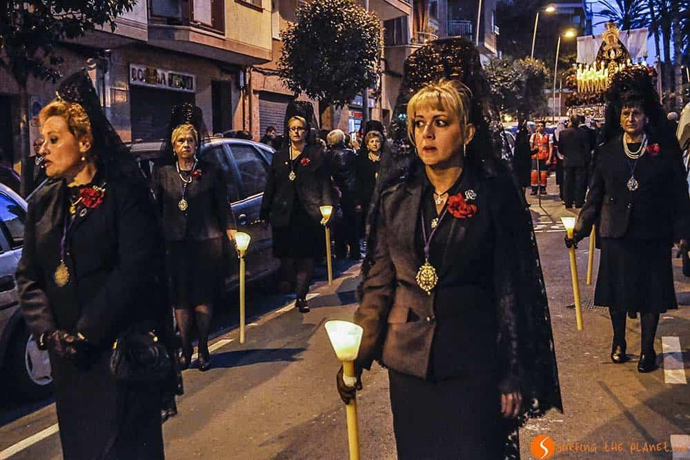Processione Pasqua Hospitalet de LLobregat Barcelona
