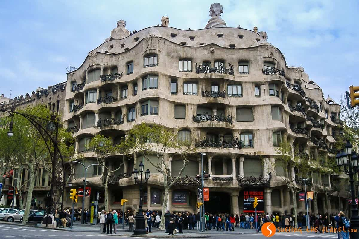 Getaway to Barcelona for 3 days | La Pedrera