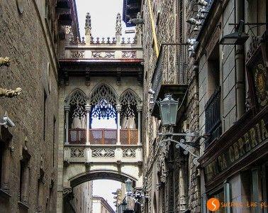 Cosas que hacer en Barcelona | Carrer Bisbe