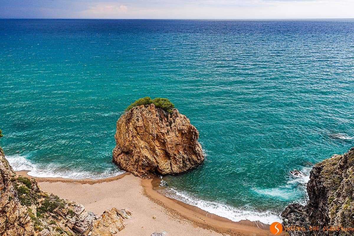 Ruta Costa Brava - Illa Roja