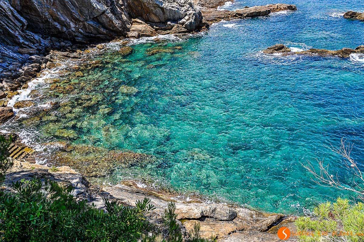 Playas de la Costa Brava - Fornells