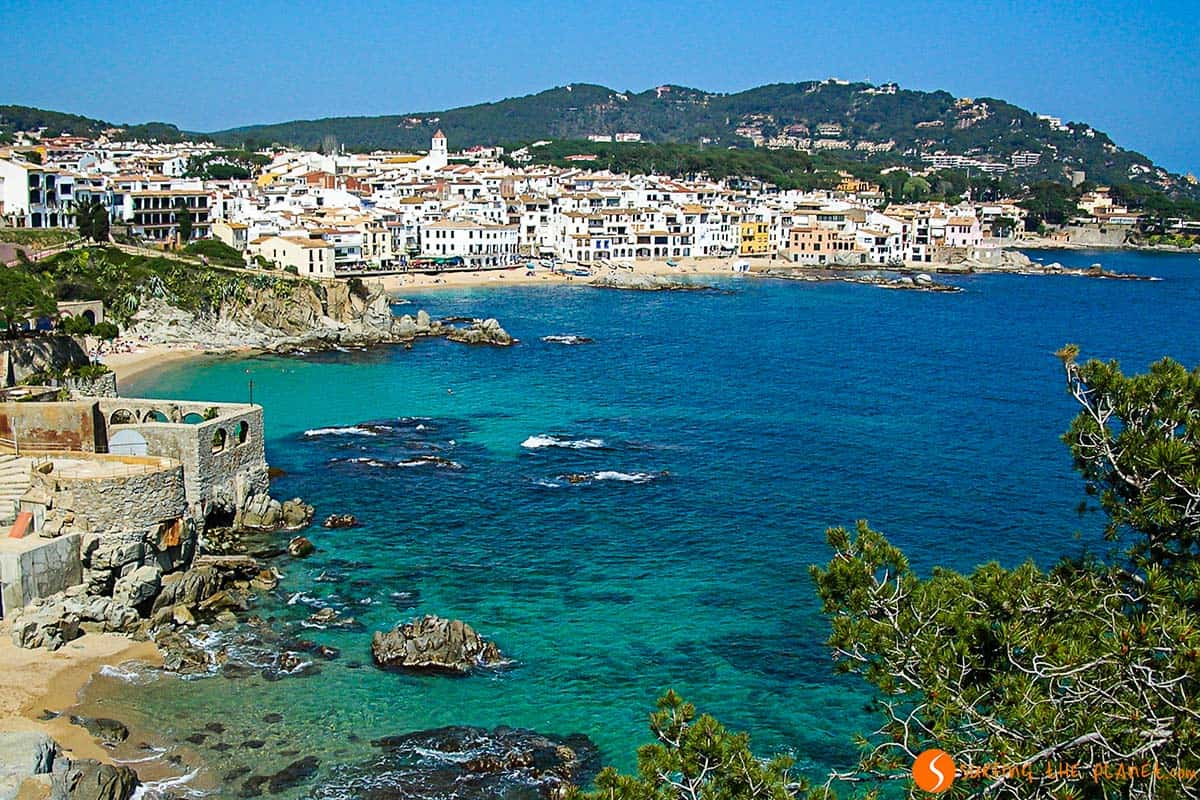 Top 20 Costa Brava hidden places, the secret places