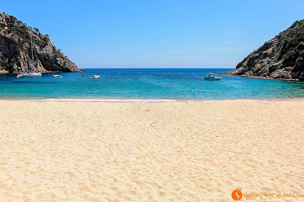Que ver en la Costa Brava | Cala Giverola
