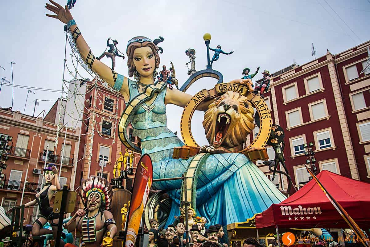 Productora televisiva | Fiestas Falla Valencia
