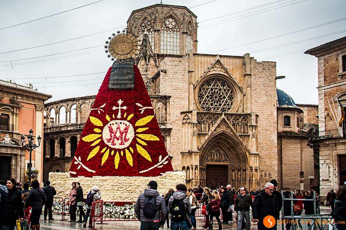Catedral, Valencia, España | 40 cosas que ver y hacer en Valencia en 3 días