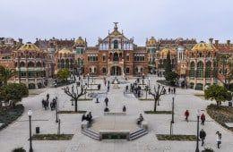 Visita Hospital San Pau   Que ver en Barcelona