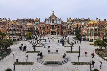 Visita Hospital San Pau | Que ver en Barcelona