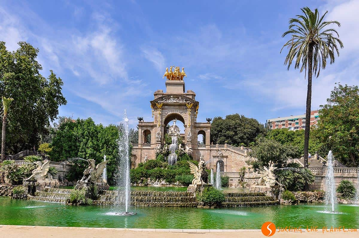Que ver en Barcelona | Parque Ciutadela