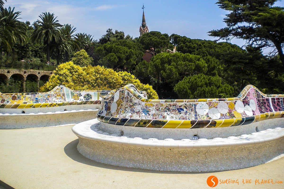 Cosa fare a Barcellona| Parque Guell