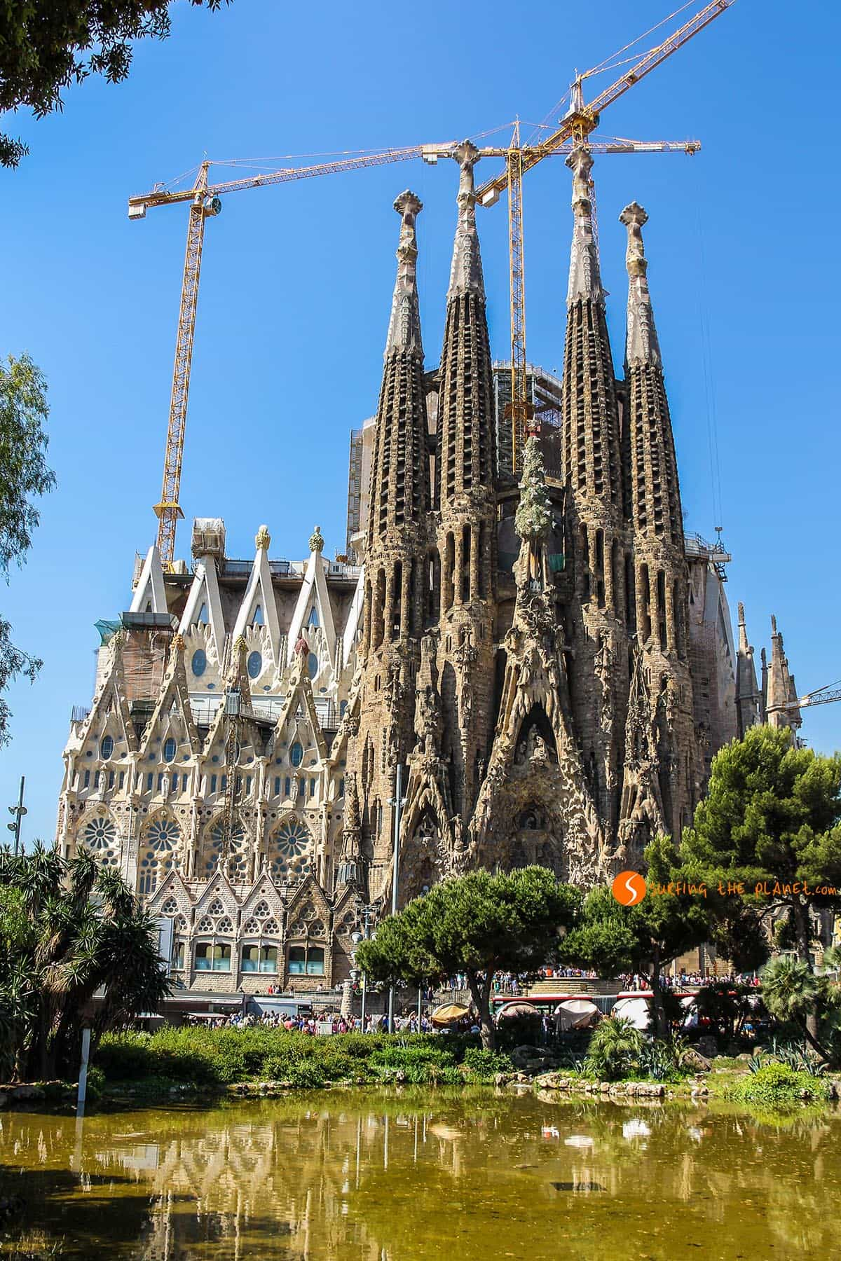 What to see in Barcelona | Sagrada familia