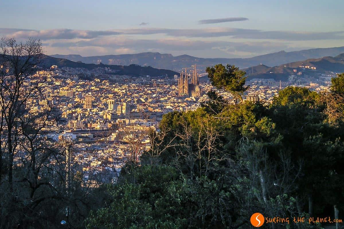 Que visitar en Barcelona | Montjuic