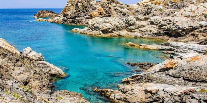 Cala Cullaró, Cap de Creus, Costa Brava, Cataluña